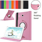 Flip Leather 360 Rotating Stand Case Cover For Samsung Galaxy Tab S4 S5e S6 10.5