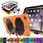 Luxury Hybrid Heavy Duty Case Shockproof Stand Cover For iPad Pro 9.7 10.5 12.9