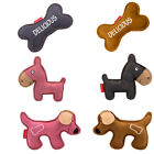 Squeak Chew Supplies Dog Toy Puppy Grinding Bite Resistant Artificial Cowhide