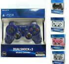 UK PS3 Dualshock 3 Wireless Bluetooth Game Controller for Sony Playstation 3