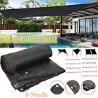 6Pin Sunshade Net Anti-UV Shading Rate Outdoor Garden Plant Greenhouse Car Cover