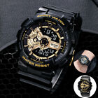Kyпить Fashion Military Men's Sport Digital Quartz Analog 50M Waterproof Wrist Watch US на еВаy.соm