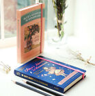 Alice in Wonderland Journal Ver.31 Undated Diary Planner Scheduler Notebook