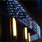 5M Waterproof Outdoor Christmas Light Droop 0.4-0.6m Led Curtain Icicle Lights