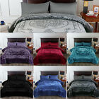 Ultra Plush Blanket Floral Embossed Heavy Thick 9 Pounds Blanket 85