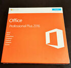 Microsoft Office Professional Plus 2016 Product Key With box for 1 PC Sealed