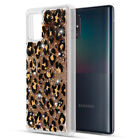 For Samsung A21 A51 A71 5G S20 Note 10 20 Plus Ultra Case Thin Sparkling Glitter