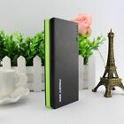 900000mAh Portable Power Bank LCD LED 4 USB Battery Charger For Mobile Phone USA