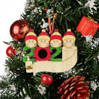 2020+Xmas+Christmas+Tree+Hanging+Ornaments+Family+Ornament+Santa+ClausDecor+DIY