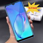 "New 6.3"" Android 9.0 Smartphone Dual Sim Unlocked Mobile Phone Quad Core Cheap"