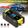 More images of Automatic Electronic Car Battery Charger 12V / 24V Fast / Trickle / Pulse Modes 8 AMP