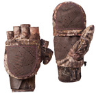 L/XL Woman's Pop Top Mossy Oak Break-up Country Glomitts Gloves Scent Control :)