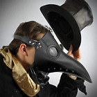 Halloween steampunk plague beak doctor mask cosplay mask adult holiday party