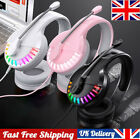 Gaming Headset For Xbox One PS4 S X Switch B PC Laptop Stereo Mic Headphones