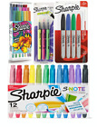 Sharpie Variations  ClearView, Limited Edition, S-Note, and Original