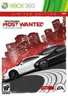 Most Wanted Xbox 360