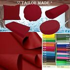 PL26-TAILOR MADE Dark Red Outdoor Waterproof Sun Umbrella Patio sofa seat cover