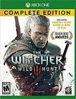 The Witcher III: Wild Hunt Complete Edition Xbox One