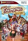 Party Pigs: Farmyard Games (Nintendo Wii Wii U) GAME COMPLETE PIGS TRACK & FIELD