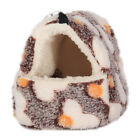 US Samll Pets Hamster Bed Cotton Nest Hammock Squirrels Bed Hanging House Cage