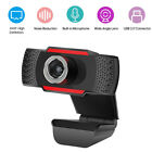 480P/720P HD Webcam Auto Focusing Web Camera w/ Microphone For PC Laptop V4P5