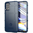 For OPPO Realme 7 / 7 Pro Shockproof Rugged Shield Armor Flexible TPU Case Cover