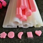 DIY Hand Soap Mold Silicone Tube Column Mould for Homemade Craft Soap Mould  LL