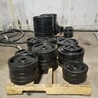2' Olympic Weight Plates,(Rejects) American Made PAINT DEFECTS, LIMITED SUPPLY!!