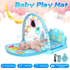 3In1 Baby Infant Gym Musical Play Mat Music Fitness Carpet Kids Early Xmas Gift