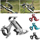 Universal Aluminum Motorcycle Bike Bicycle GPS Cell Phone Handlebar Mount Holder