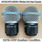 SHURE BETA58/58A Wireless Microphone Head Capsule 100 Excellent Condition GOOD