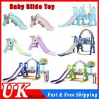 Toddler Climber Compact Slide Kids Child Outdoor Indoor Baby Play Fun Toy Yard K
