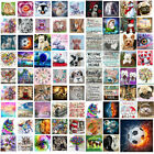 5d Diamond Painting Embroidery Cross Diy Craft Stitch Arts Kit Mural Home Decor