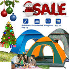 Tent Outdoor Camping Pop UP Sport Holiday Beach Hiking WATERPROOF 4 Season US