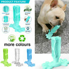 Dog Toothbrush Toy Clean Stick Teeth Chew Silicone Pet Brushing Dental Care