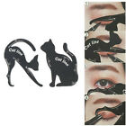 2x/set Cat Line Eye Makeup Tool Eyeliner Stencils Template Shaper Modn*ssnh3
