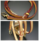 New Crossbody Vachetta Leather Strap Replacement For Louis Vuitton Honey 37-47