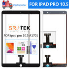 For iPad Pro 10.5 Screen Replacement Air 3 A1701 A1709 Touch Glass Digitizer
