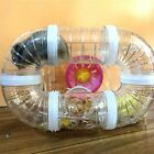 Hamster+Tube+Tunnel+Toy+U-type+Assorted+Toy+Mouse+Hamster+Tunnel+Excercise+Toy