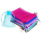 Drawstring+Organza+Gift+Bags+Luxury+Jewellery+Pouch+Wedding+Party+Candy+Favour