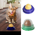 Cat Natural Snacks Catnip Sugar Candy Licking Solid Nutrition Energy Ball Toy UK