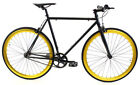 Golden Cycles Fixed Gear Single Speed Bike Bicycle Saint 41 45 48 52 55 59 63 MM
