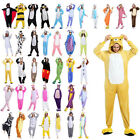 Hooded Animal Pajamas Unisex Adult Kigurumi Costume Fancy Dress Cosplay Onesie17