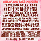 Nook Miles Tickets, Bells ,640 DIY ONLINE FAST DELIVERY Animal Corssing Horizons