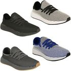 Mens Trainers Lace Up Active Running Jogging Walking Mesh Gym Shoes Sports New