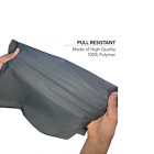 Grey Mailing Bags Waterproof Poly Postal Postage Mail Self Seal Cheap - 50 Pack