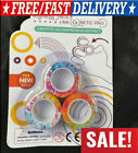 MAGNETIC RING FIDGET TOY STRESS ANXIETY RELIEF STOCKING FILLER SPINNER UK