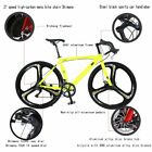 2021 Road Bike Shimano 21 Speed Bicycle 700C Mens Bikes 54cm Dual Disc Brakes XL