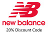 More images of New Balance 20% Discount Code - Off Full Price Items