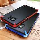 For Xiaomi Poco X3 Pro / X3 NFC Shockproof Hard Bumper Cover Hybrid Rubber Case